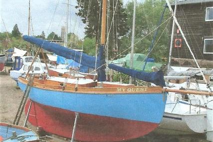 Traditional 23' Gaff Cutter for sale in United Kingdom for £9,500