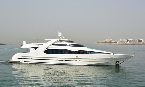 Image of CPMG Custom 120 FT Motor Yacht for sale in United Arab Emirates for $3,540,000 (£2,744,526) Dubai, , United Arab Emirates