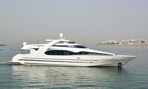 Image of CPMG Custom 120 FT Motor Yacht for sale in United Arab Emirates for $3,540,000 (£2,676,384) Dubai, , United Arab Emirates
