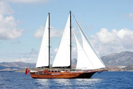 Bodrum Shipyard Transoms stern gulet for sale in Turkey for €1,490,000 (£1,333,679)