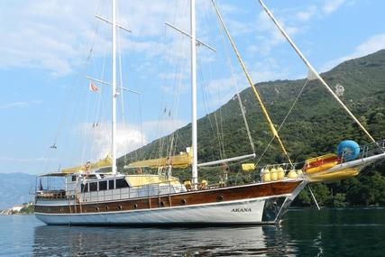 Marmaris Transom Stern Gulet for sale in Turkey for €720,000 (£641,151)