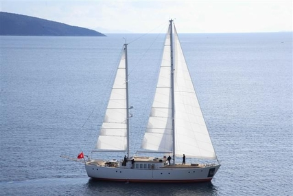 Aegean Yacht Ketch for sale in Turkey for €1,100,000 (£979,380)