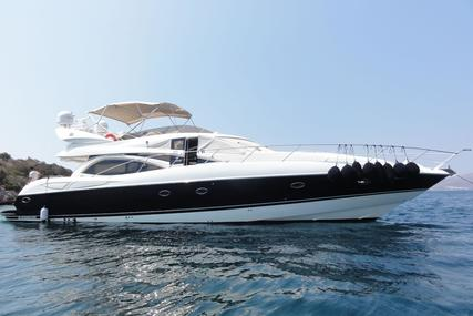 Sunseeker Manhattan 64 for sale in Turkey for €375,000 (£323,924)
