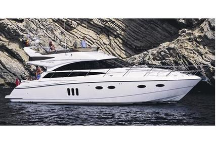 Princess 54 for sale in Turkey for €495,000 (£442,569)