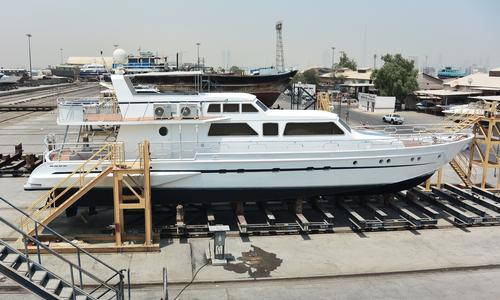 Image of Baglietto 82 Motor Yacht for sale in United Arab Emirates for $273,000 (£214,017) Dubai, , United Arab Emirates