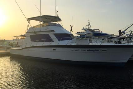 Hatteras 55 Convertible for sale in United Arab Emirates for $109,000 (£84,116)
