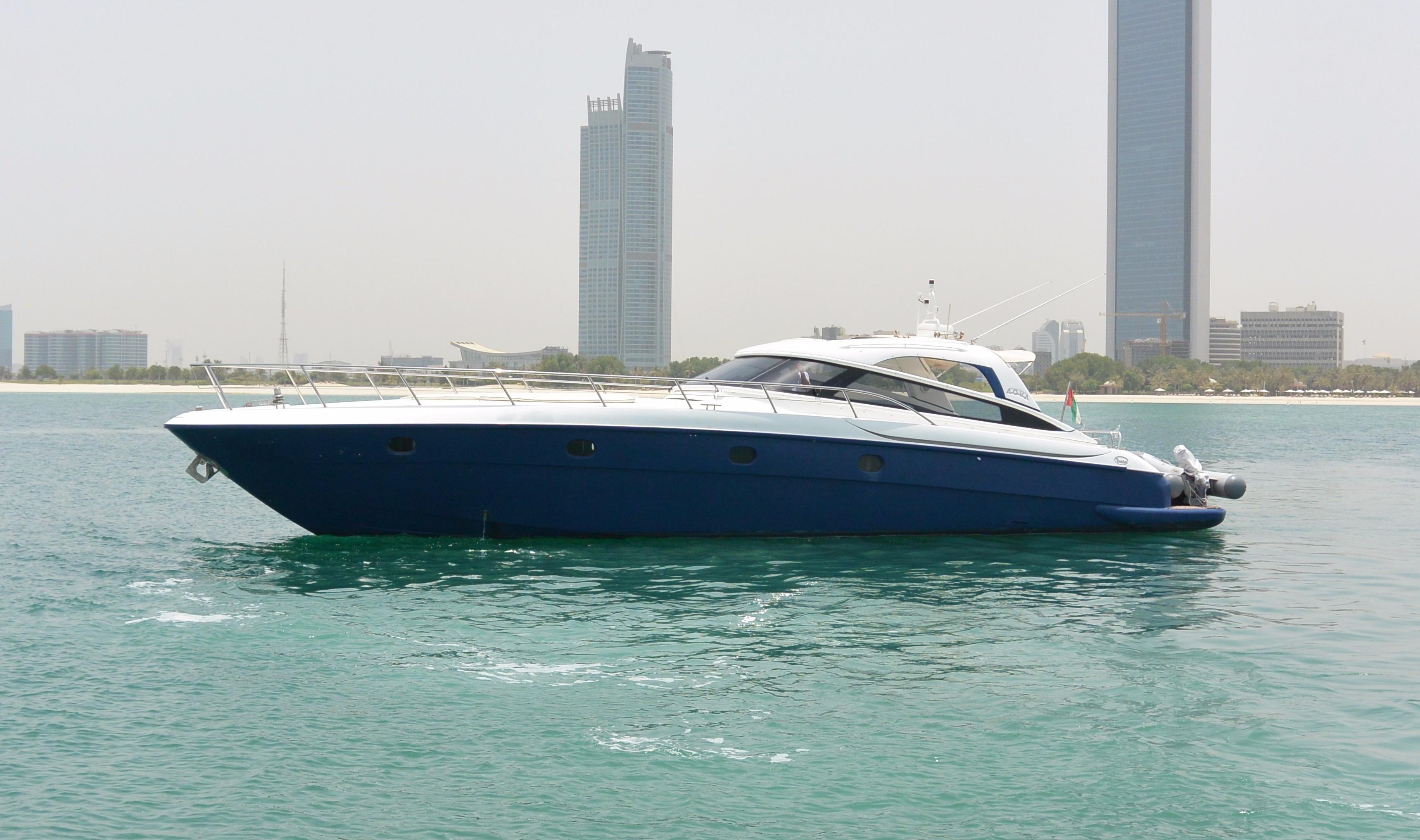 baia aqua 54 motor yacht for sale in united arab emirates for 313 200 241 201