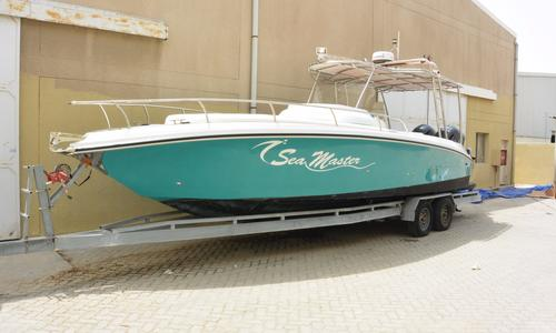 Image of Sea Master 31 Power Boat for sale in United Arab Emirates for $95,300 (£73,916) Dubai, , United Arab Emirates