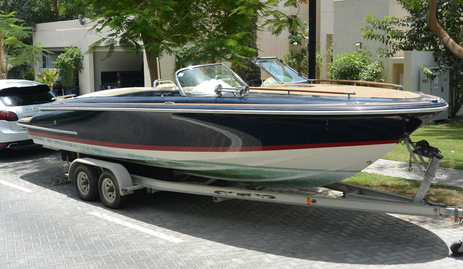 Chris-Craft Corsair 25 Heritage Edition for sale in United Arab