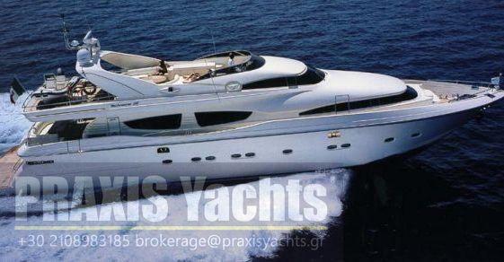 newest c4fa7 7608f Posillipo Technema 95S for sale in Greece for €2,250,000