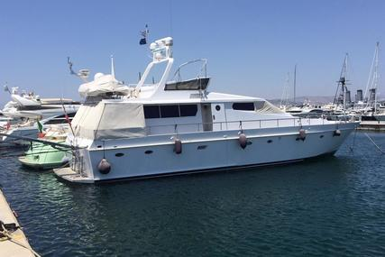 Derecktor for sale in Greece for €110,000 (£96,356)