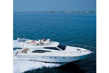 Ferretti 530 for sale in Greece for €550,000 (£485,535)