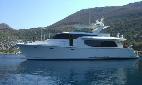 Image of Symbol 66 Pilothouse Yacht for sale in Turkey for €399,000 (£357,392) Turkey