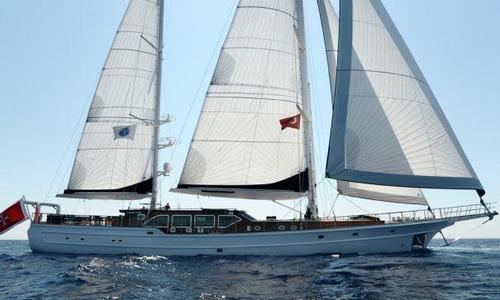 Image of Sonstige Sailing Yacht Clear Eyes - Pax Navi for sale in Germany for €11,000,000 (£9,852,923) Mamaris, , Germany