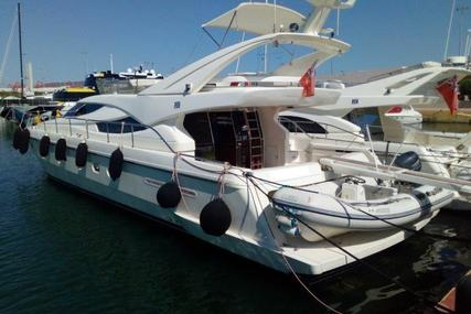 Ferretti 620 for sale in Greece for €415,000 (£366,342)