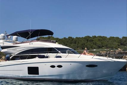 Princess 56 for sale in Spain for €925,000 (£780,327)