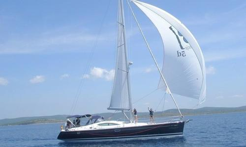 Image of Jeanneau Sun Odyssey 49 DS for sale in Germany for €155,000 (£139,420) Germany