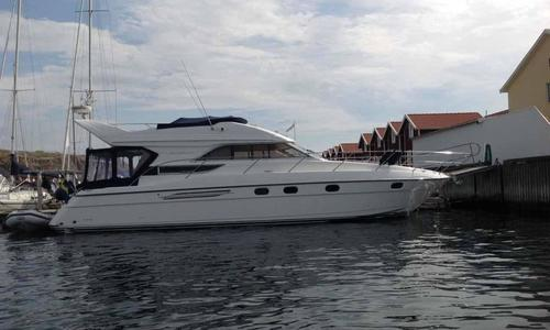 Image of Princess 440 for sale in Sweden for €173,400 (£155,763) Göteburg, Skagerrak, , Sweden