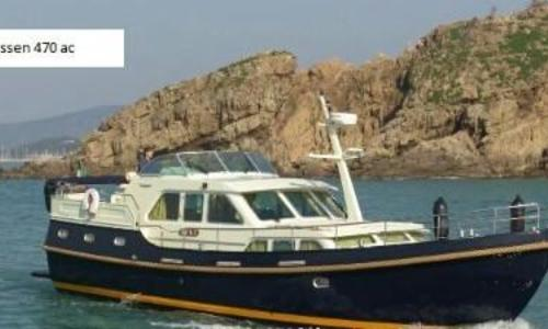 Image of Linssen Linssen 470 Ac for sale in Germany for €390,000 (£348,856) Informationen BCM-Yachtsales, , Germany