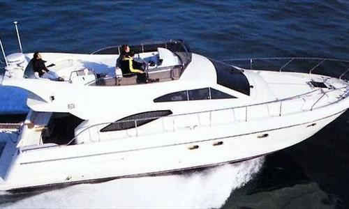 Image of Ferretti 430 for sale in Germany for €150,000 (£134,263) Rom, , Germany