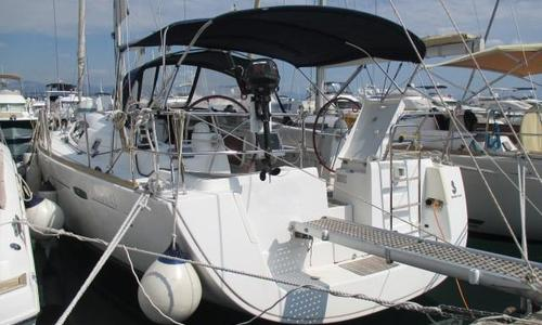 Image of Beneteau Oceanis 43 for sale in Germany for €94,900 (£85,211) Informationen BCM-Yachtsales, , Germany