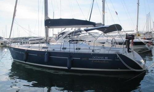 Image of Beneteau Oceanis 411 Celebration for sale in Germany for €79,000 (£69,825) Informationen BCM-Yachtsales, , Germany