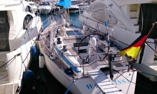 Image of Nautor's Swan 371 for sale in Spain for €58,000 (£48,558) Mallorca, , Spain