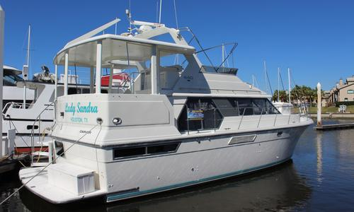Image of Carver Yachts 440 Aft Cabin Motor Yacht for sale in United States of America for $99,900 (£76,688) Kemah, TX, United States of America