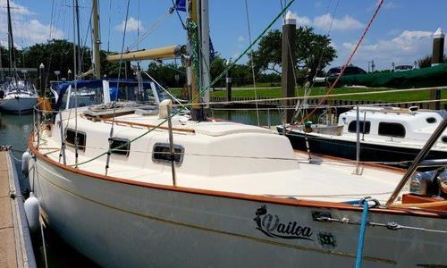Image of Hallberg-Rassy Rasmus 35 for sale in United States of America for $52,000 (£41,696) Kemah, TX, United States of America