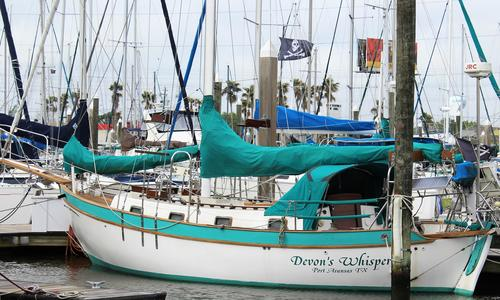 Image of Westsail Cutter for sale in United States of America for $56,900 (£43,528) KEMAH, TX, United States of America