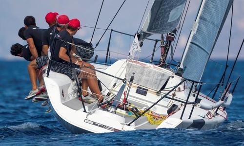 Image of Melges 32 for sale in Italy for €95,000 (£85,304) Italy