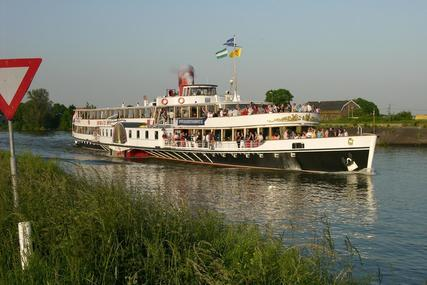 Sachsenberg Paddle Steamer for sale in Netherlands for €3,200,000 (£2,805,049)