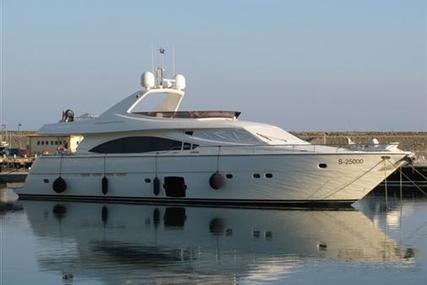 Ferretti 830 for sale in Italy for €1,690,000 (£1,480,378)