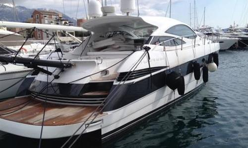 Image of Pershing 50 for sale in Montenegro for €350,000 (£308,118) Tivat, , Montenegro
