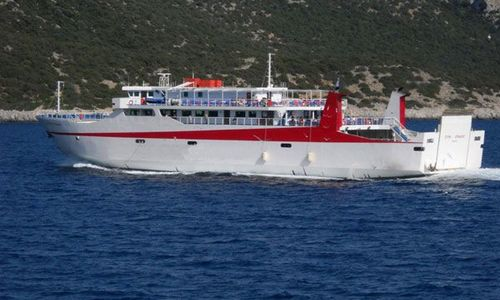 Image of Day Pax Ferry Boat for sale in Greece for €6,500,000 (£5,633,510) Athens, , Greece