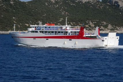 Day Pax Ferry Boat for sale in Greece for €6,500,000 (£5,667,451)