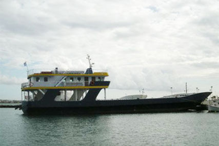 Landing Craft Day Pax/car Ferry Open type for sale in Greece for €1,200,000 (£1,073,403)
