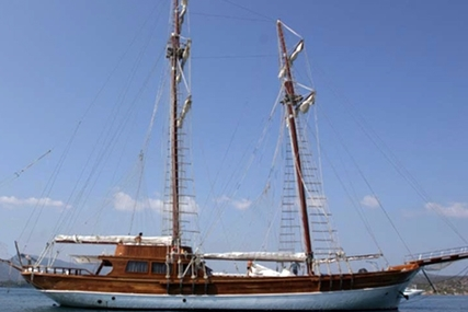 Mega Wooden Motor Sailer for sale in Greece for €980,000 (£876,589)