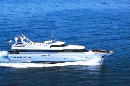 Canados 120 for sale in Greece for €800,000 (£697,532)