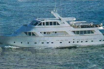 CRN Ancona 117 for sale in Greece for €840,000 (£719,727)