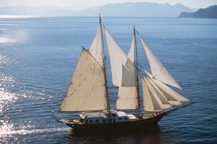 Luxury Greek Wooden Schooner for sale in Greece for €2,800,000 (£2,504,539)