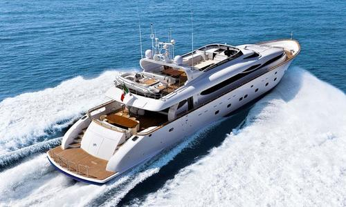 Image of Maiora 35DP for sale in Greece for €4,900,000 (£4,192,657) Greece