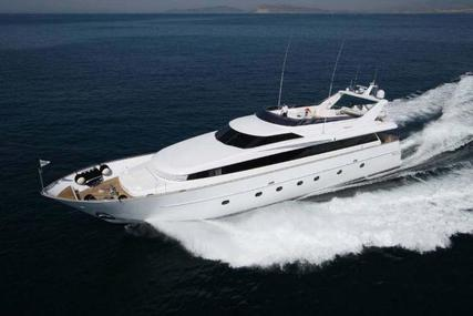 Admiral 33 for sale in Greece for €2,250,000 (£2,014,468)