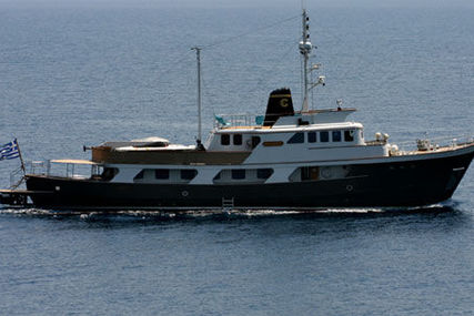 Kristiansands Mek Verksted A.S for sale in Greece for €1,200,000 (£1,071,850)