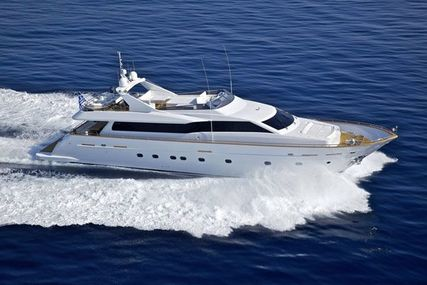 Tecnomar for sale in Greece for €1,950,000 (£1,736,451)