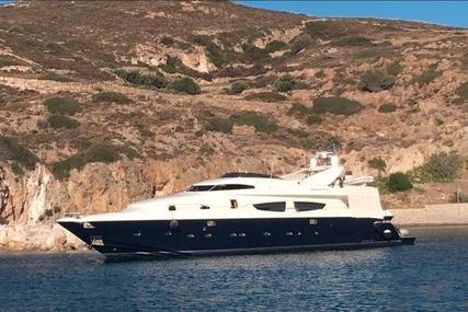 Posillipo Technema 95 for sale in Greece for €1,995,000 (£1,792,082)