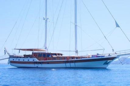 Luxury Motor Sailer for sale in Greece for €980,000 (£872,538)