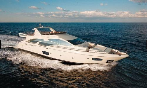 Image of Azimut Yachts 95 for sale in Greece for €2,700,000 (£2,383,496) Greece