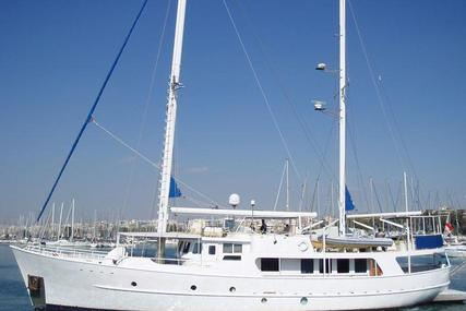 Sutphen Steel Motor sailer for sale in Greece for €600,000 (£547,905)