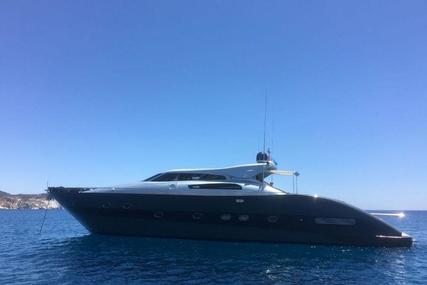 Tecnomar Velvet 83 for sale in Greece for €695,000 (£618,889)
